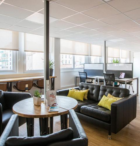 Créer son entreprise dans un espace de coworking