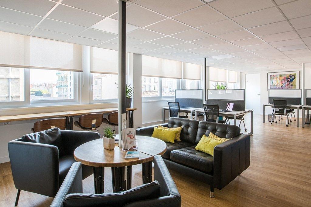 Centre Atlas bureaux équipés, salles de réunion et coworking-bureaux fixes et nomades à marseille Castellane