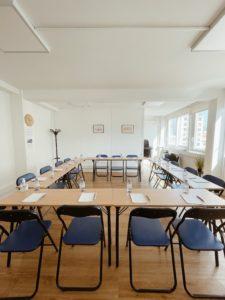 Salle de réunion et de conférence à Marseille